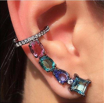 Ear Cuff Multicolor
