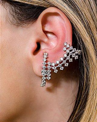 EAR CUFF PRATA 925