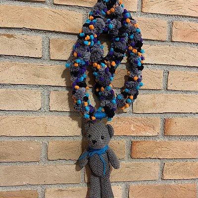 Colar decorativo Bear