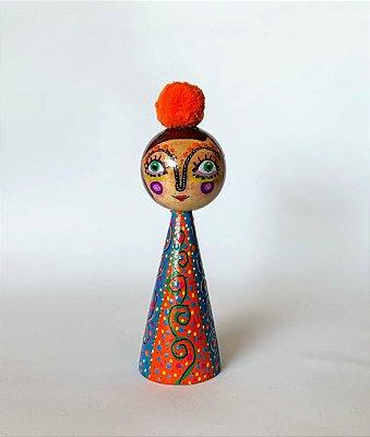 Boneca Coloreah coleção Oníricas