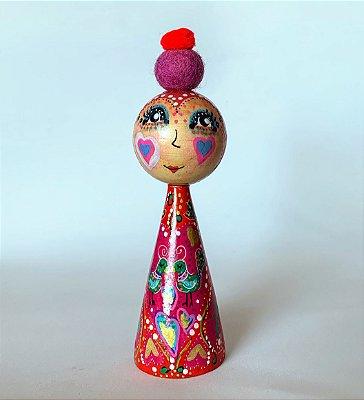 Boneca Ama Coleção Oníricas
