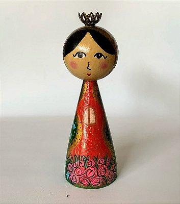 Boneca N S de Guadalupe