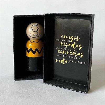 Caixinha mensageira   Charlie Brown