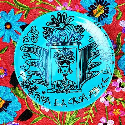 Prato Frida e a Casa Azul M