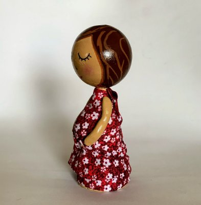 Boneca Gravidinha