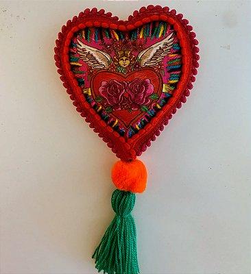 coleção frida corazon anjo