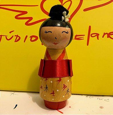 Boneca Japinha