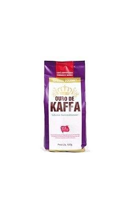 Café Gourmet torrado e Moído Ouro de Kaffa