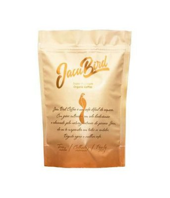 Café Jacu Bird Fazenda Camocim