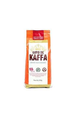 Café especial Ouro de Kaffa torrado e moído