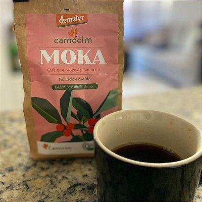 Café Tipo Moka da Camocim