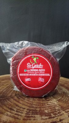 Goiaba Cascão Mineira Artesanal 1kg