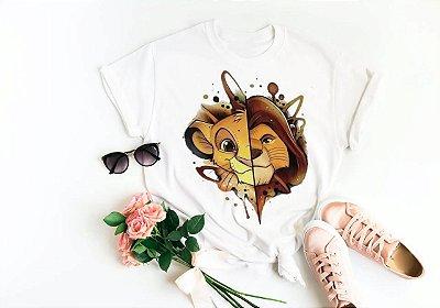Tshirt Rei Leão