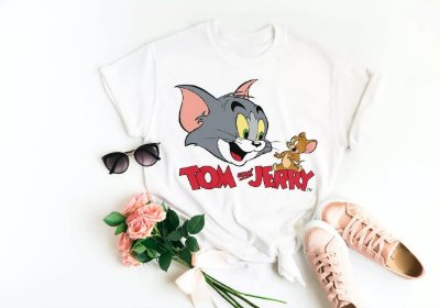 Tshirt Tom e Jerry