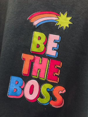 Tshirt Be The Boss