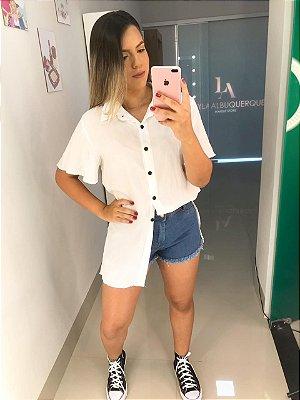 Camisa Botões Mila