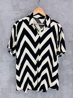 Camisa Zig Zag