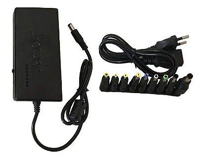 Fonte Carregador para Notebook Laptop - Universal - 12V A 24V - 120W