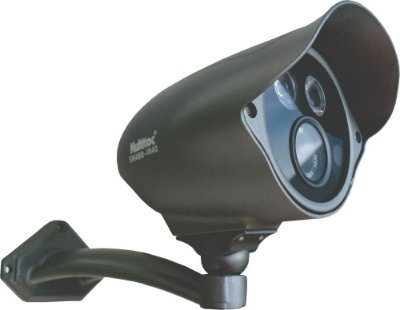 Câmera CCD - 1/3'' 700L - Infra 40M - SR Sony - Importado