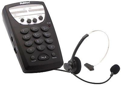 Headset Com Bina - MUHS - Importado