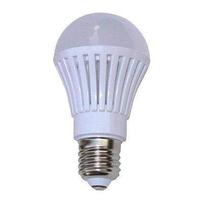 Lâmpada de LED 9W - Tipo Bulbo - Branco Frio (6000K) - Bivolt - Importado