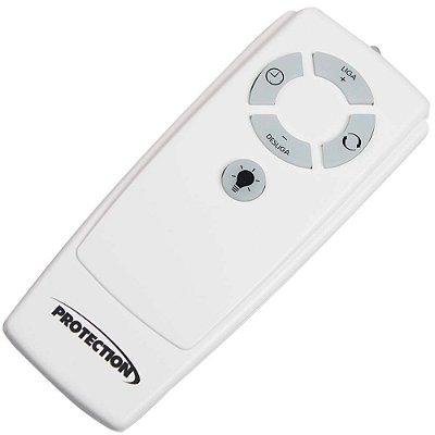 Controle de Ventilador Teto e Lâmpada S/ Fio PT-355 - Protection