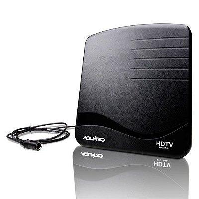 Antena Interna UHF/HDTV Digital - DTV-1000 - Aquário