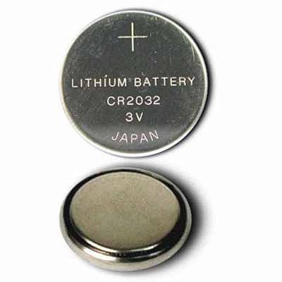 Bateria CR-2032 - Lithium 3V - C/ 5 Unidades - Importado