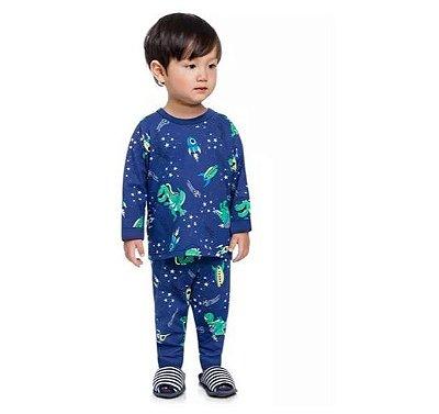 Pijama Dino Espacial