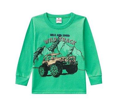 Camiseta Caminho Selvagem