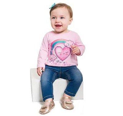 Camiseta Brandili Menina