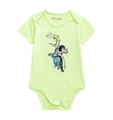 Body Dinossauro Brandili Baby