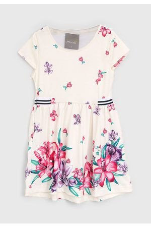 Vestido Cotton Floral Mundi