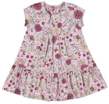 Vestido | Hello Kitty - Jardim