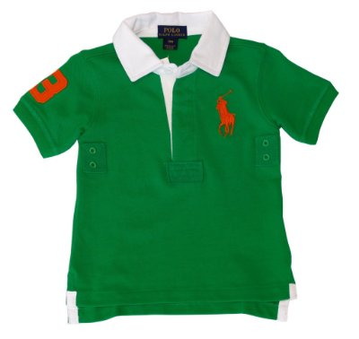 Camisa Polo | Ralph Lauren - Big Pony Green