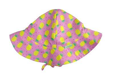 Chapéu com FPU50+ | Ecobabies - Abacaxi
