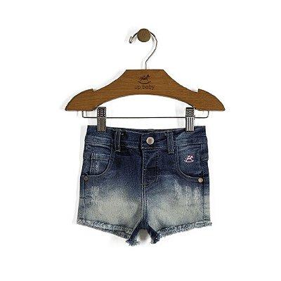 Shorts Jeans - Franjinha