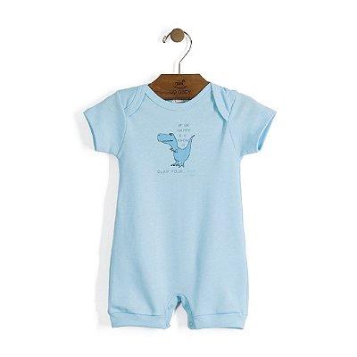 Macaquinho | Up Baby - Dino Azul