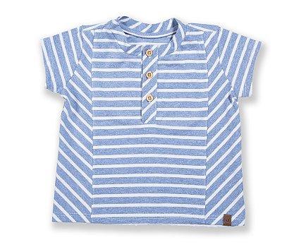 T-shirt - listradinha