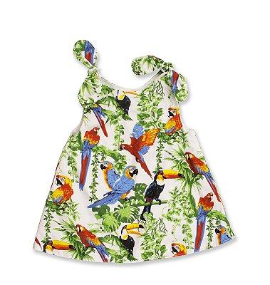 Vestido Tropical Nozinho