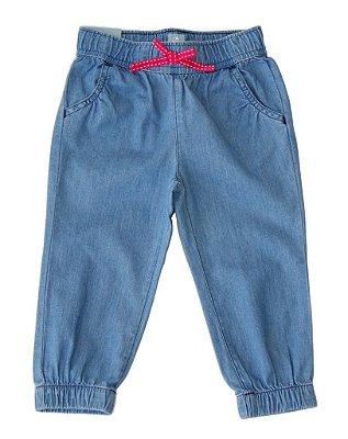 Calça Jeans | Baby Gap - Lacinho