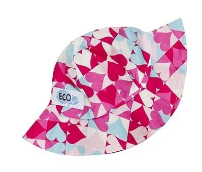 Chapéu com FPU50+ | Ecotrends - Coração