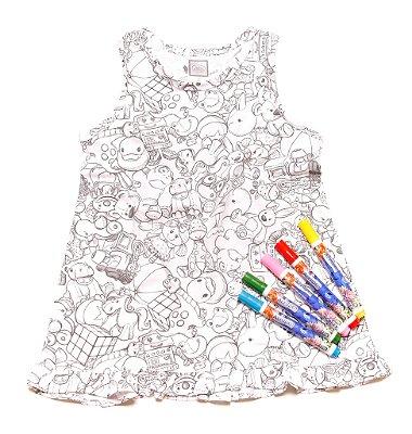 Pijama | Camisola de colorir