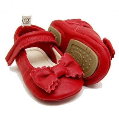 Sapatilha Giovanna - Vermelha