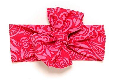 Headwrap | Maxilaço - Pink Floral