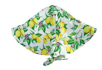 Chapéu com FPU50+ | Ecobabies - Limão Siciliano