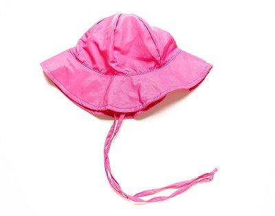 Chapéu com FPU50+ | Ecobabies - Pink