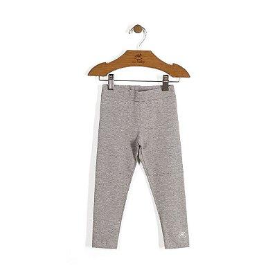 Calça Legging  | Up Baby - Cinza