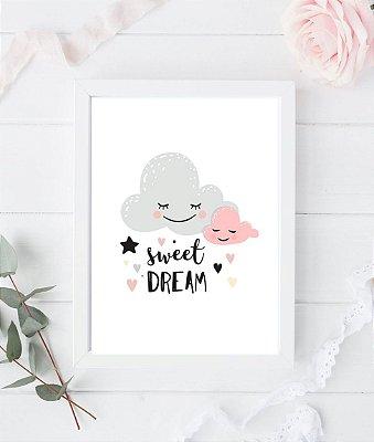 Quadro Infantil Sweet Dream