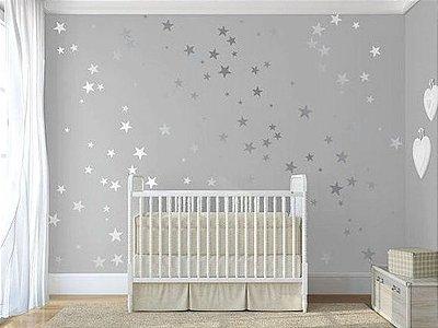 Adesivo de Parede Infantil Estrela